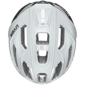 UVEX Gravel-X Helmet, wit/zwart